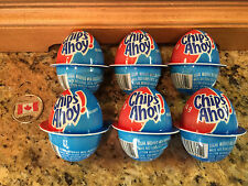 6 Cadbury Chips Ahoy Cookies Chocolate Easter Eggs!! Yum! Ships fast from USA.