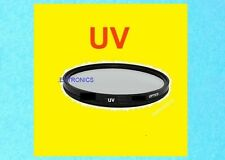 UV FILTER 62 mm 62mm Ultraviolet fits SONY TAMRON 18-200mm OLYMPUS 18-180mm