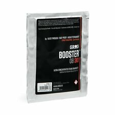 GROG SKI BOOSTER POWDER - PERMANENT INK ADDITIVE FOR REFILLS - BLACK