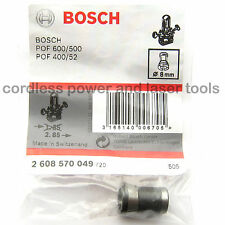 BOSCH Genuine 8mm Collet Chuck for POF 500 A Router Original Part 2 608 570 049