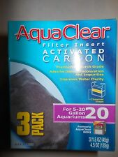 Aqua Clear AquaClear 20 / Mini 3-pack Carbon A-1380