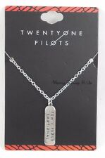 New 21 Twenty One Pilots Band Few Proud Emotional Charm Pendant Necklace