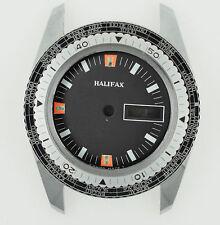 HALIFAX Worldtimer Swiss Made Vintage NOS Watch Case Lafayette Watch Co. (990/1)