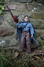 Sideshow Army of Darkness Ash 1/6 figure Evil Dead rare
