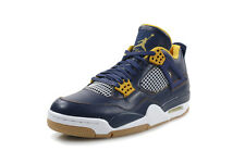 NIKE AIR JORDAN RETRO 4 IV DUNK FROM ABOVE SZ 10 MID NIGHT NAVY 308497-425