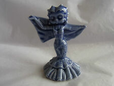 WADE WHIMSIE BETTY BOOP SHOW TIME BLUE APPROX 1.5 INCHES
