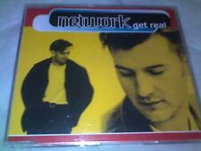 NETWORK - GET REAL - 1993 UK CD SINGLE