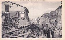 MONTAUBAN 9 grandes inondations du midi de 1930 faubourg sapiac éd bouzin