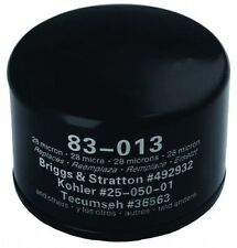 REPLACEMENT BRIGGS & STRATTON OIL FILTER 696854 492932 by OREGON