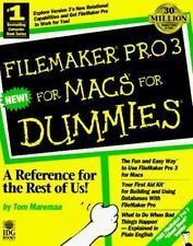 Filemaker Pro 3 for Macs for Dummies