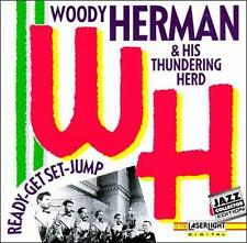 Ready-Get Set-Jump by Woody Herman & His Orchestra (CD, Feb-1992, Laserlight)