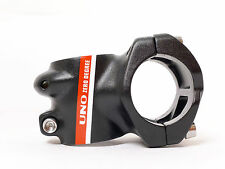 mr-ride KALLOY UNO Stem Alloy Short Stem 31.8 X 35mm Black/Red