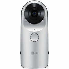 LG G5 Friends 360 CAM LG-R105 Portable Spherical Camera 13MP 2K Video Silver
