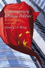 Contemporary Chinese Politics: An Introduction (7th Edition)-ExLibrary