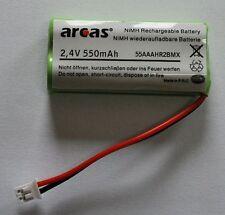 Akku Batterie für Siemens Gigaset a120 A140 A145 A160 A165 A240 A245 A260 A265