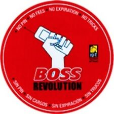 $20 Recharge Boss Revolution / $20 Recarga Boss Revolution