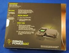 Brand New Duracell Powermat For 2 Devices Drop & Charge for Samsung 6,5/6