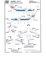 LPS Decals 1/144 BAE 146 AIR UK AIRLINES