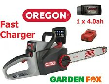 RAPID CHARGER - OREGON CS300 4.0ah 36V Cordless Chainsaw 582079 5400182258483'#