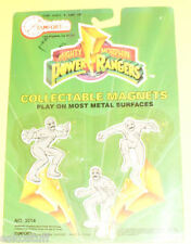 Power Rangers - Three New Magnets 1993 Collectable Nice See!