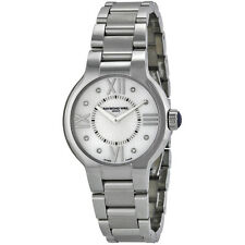 Raymond Weil Noemia Mother of Pearl Diamond Dial Ladies Watch 5932-ST-00995