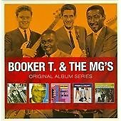 Booker T. & the MG's - Original Album Series (2012)