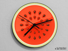 Watermelon Fruit Wall Clock