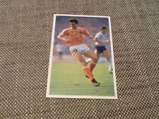 Marco Van Basten Netherlands A Question of Sport games card 1992 AC Milan