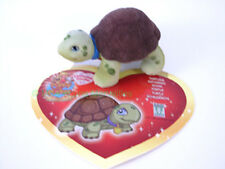 OGNIGUSCIO ou LATTUGA la Tortue + sa carte - Puppy  in my Pocket Série 1