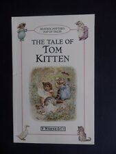 Rare Beatrix Potter's Pop-Up Tales: The Tale Of Tom Kitten