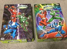 Power Rangers Time Force 100-Piece Puzzles