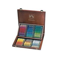 Caran D'ache Neocolor II Watersoluble 84 Colour Wooden Box Set