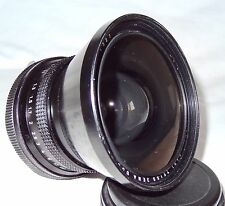 Carl Zeiss Jena MC FLEKTOGON 4/50mm lens *  pentacon six * sn: 7327