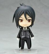 HOT Nendoroid #68 Anime Black Butler Sebastian Michaelis PVC Figure New In Box