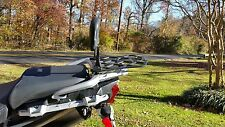 Long Luggage Rack and Backrest for Triumph Explorer 1200 XC XCX XCA XR XRT XRX
