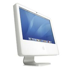 "APPLE IMAC core 2 duo 1.83GHz 160GB 1.25GB RAM CORE 2 DUO A1195 17"" MAC WIFI SL"