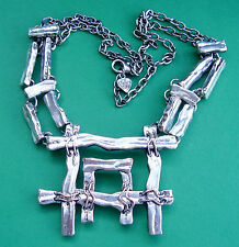 J163 / DOLCE VITA / COLLIER METAL CHROME