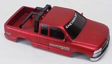 1/12 1/14 Chevy Silverado 1500 RC Truck Hard Body Rock Crawler Tamiya HPI RED