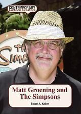 Matt Groening and the Simpsons (Contemporary Cartoon Creators)