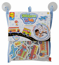 Stickers for the Tub - BEEP BEEP!  BATH TOY Pool Learning Kid Shower Game AL804