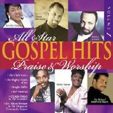 Various Artists : All Star Gospel Hits: Praise and Worship CD (2006)