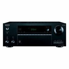 Onkyo TX-NR656 7.2 Channel Wireless Receiver w/ HDCP2.2/HDR DTS & Bluetooth