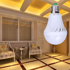 E27 7W Sound Detection Light Sensor LED Bulb Auto Smart Lamp Energy Saving Blub