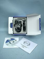 Halo Black Mouse Scanner In Original Box With Software & Manual - Retail $79.95