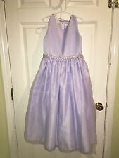 Cinderella Lavender Special Occasion Dress Flower Girl Bridesmaid Wedding Sz. 12