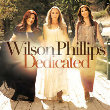 Dedicated - Wilson Phillips (2012, CD NIEUW)