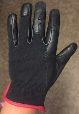 Light Duty Work Tactical Hunting Light Roping Military Gloves Size Medium