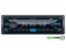 Sony DSX-A500BD AUX USB MP3 Android Ipod Iphone Bluetooth estéreo coche DAB-Restaurada
