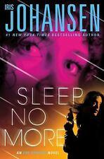 Eve Duncan: Sleep No More 15 by Iris Johansen (2012 Hardcover) FIRST EDITION NEW