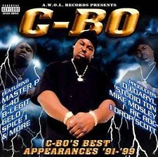 C-Bo: Best Appearances '91-'99  Audio Cassette